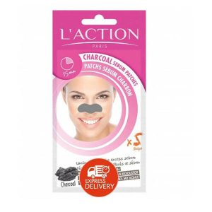 L'action Charcoal Sebum Patches