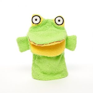 Isabelle Laurier Animal Mitt Froggy