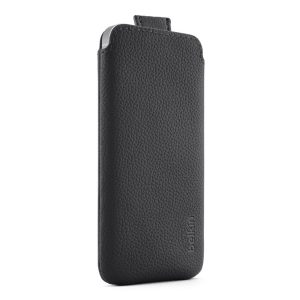 Belkin Case Leather iPhone 5/5s Pull Tab